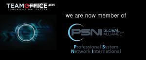Team Office PSNI Global Alliance member